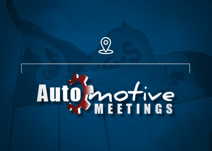 Automotive Meeting Querétaro : great contacts for Exo-s!